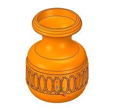 professional vase cup pot jug vessel pot17 for 3d print 1