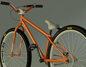 Ns metropolis bicycle 3D model