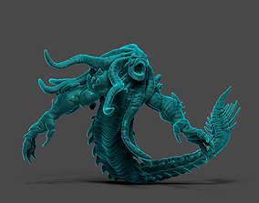 3D print model Deep Sea Terror - 65mm