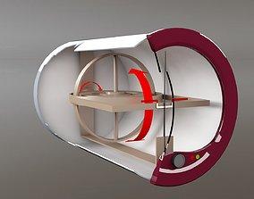Gyroscope 3D space