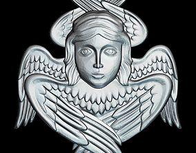 74 RELIGION ICON Angels seraphim 3D printable model