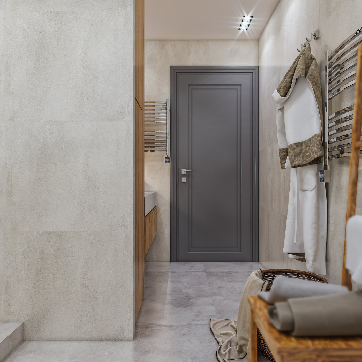 Luxury and modern bathrooms done by 3DAG in Vienna