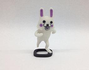3D print model Yuri Bunny of the Pedo Pals
