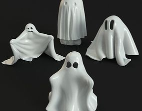 3D ghosts figure