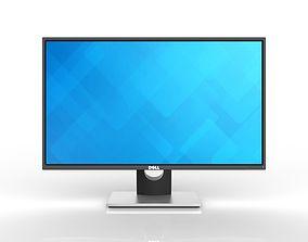 Dell LED Monitor 3D model