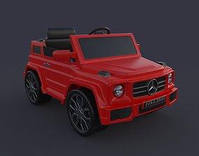 Electric Car for Kid 3D fun