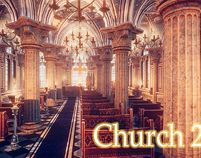 Church 2 3D model realtime