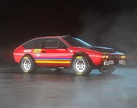 GTV Turbodelta MK 3D model
