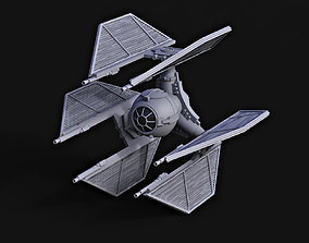 TIE Defender -Ready for 3D printing
