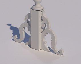 3D model Pattern vintage