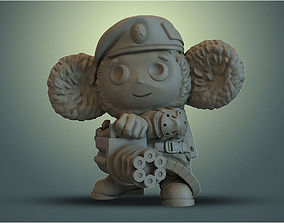 cheburashka VDV 3D printable model