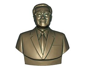 3D model Jiang Zemin