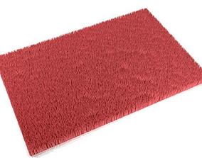 rug Red Carpet 3D