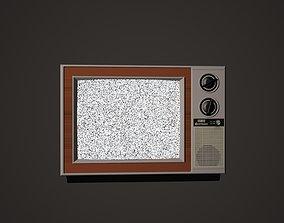 other Old TV 3D model