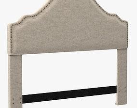 3D THRE2099 Clara Upholstered Headboard