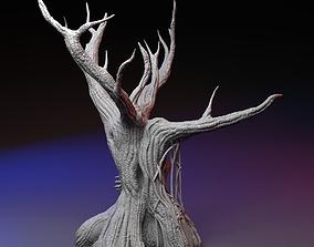 3D printable model Old Tree scatter terrain