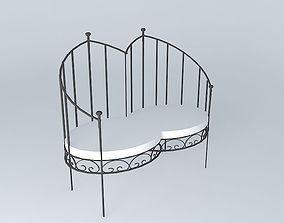 3D ESSAOUIRA bench houses the world