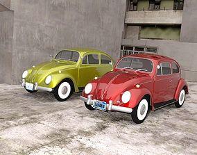 Volkswagen Beetle for DAZ Studio 3D
