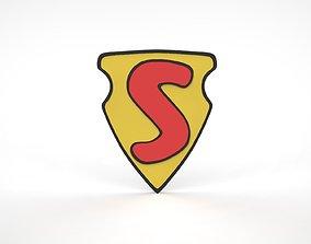 1938 Action Comics 1 Superman Chest 3D printable model 1