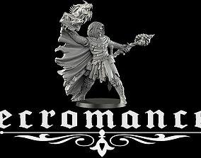 The necromancer 3D print model