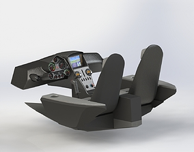 Seats for Icon A5 3D