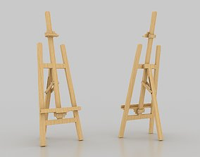 Easel Stand 3D model