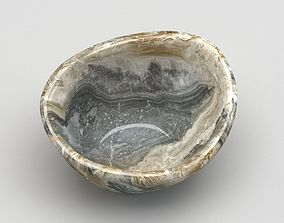 Ceramic Handmade Bowl 3D model