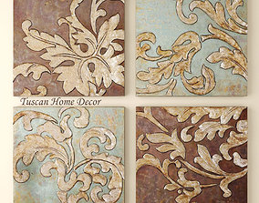 Tuscan Home Decor picture 3D