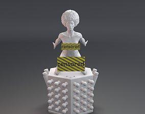 3D printable model A Clockwork Orange Mannequin