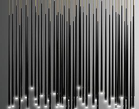 Slim Light Pendant 3D model