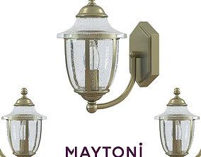 Sconce H356-WL-01-BZ Maytoni Classic free 3d model