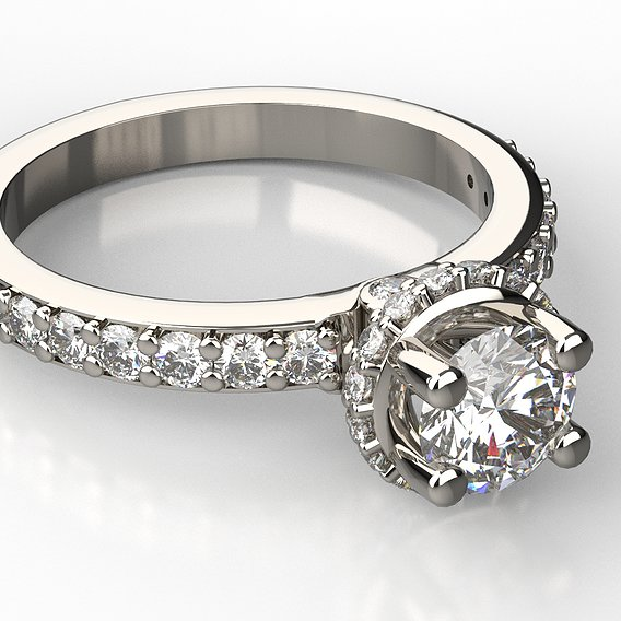 solitaire ring 2021-001