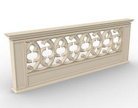 3D model Balcony furniture