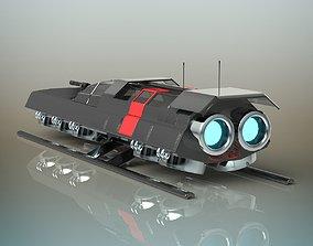 3D Battle Shuttle