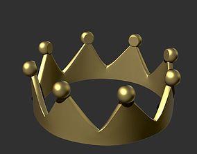 3D printable model King Ring