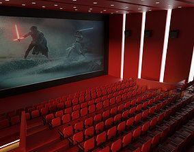 3D Movie Theater