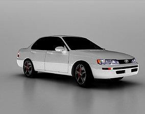 Toyota Corolla 1995 3D model