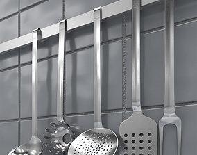 Kitchen Accessories Set 2 3D