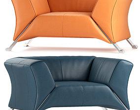 3D Rolf Benz 322 Chair