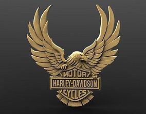 Harley davidson 3D print model