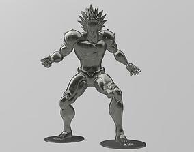 Boros - One Punch Man 3D printable model