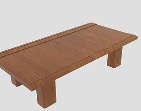 3D model Sanukiya-r Japanese Table