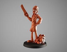Bad medic 3D print model