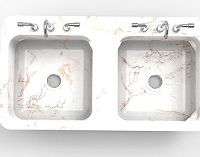 3D print model Kitchen Sink 10
