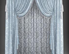 VR / AR ready Curtain 3D