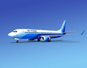 Boeing 737-800 Air Magic 3D