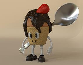 Mr Sweet 3D model