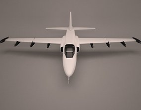 fighter 3D Military Aircraft
