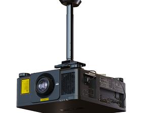 3D NEC Projector