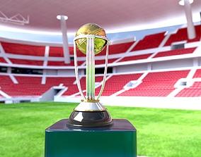 World Cup Cricket 3D model